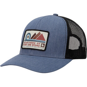 Hippy Tree Apex Gorra Hombre, denim